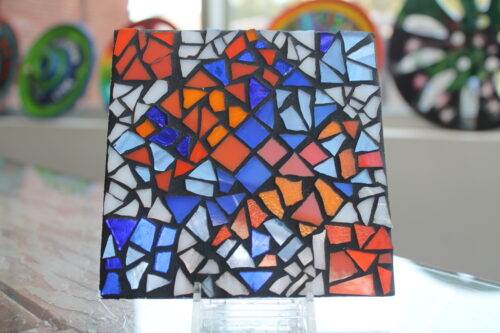 Acrylic Mosaic Coaster HeART Kit
