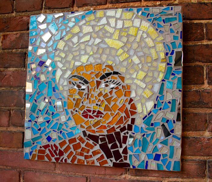 Etta James Mosaic