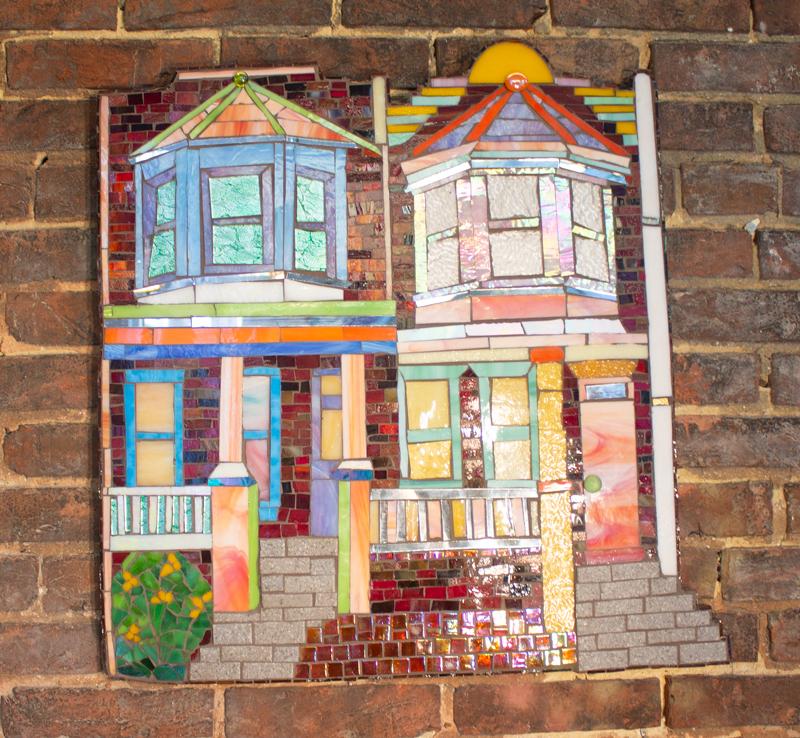 Painted Ladies Row-homes